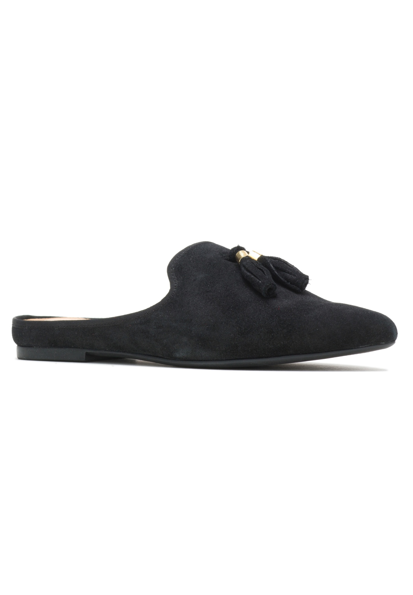 Sadie Tassel Mule by Hush Puppies,