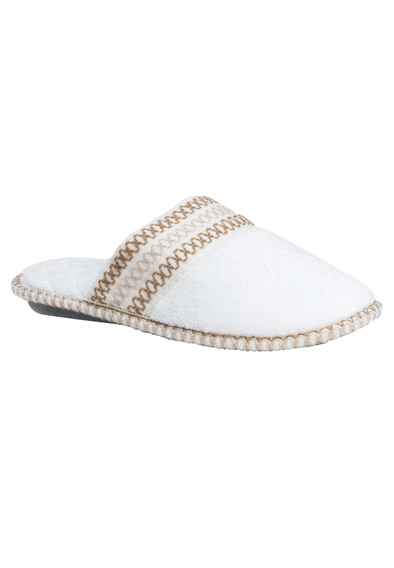Cathy Closed Toe Slippers by Muk Luks®,