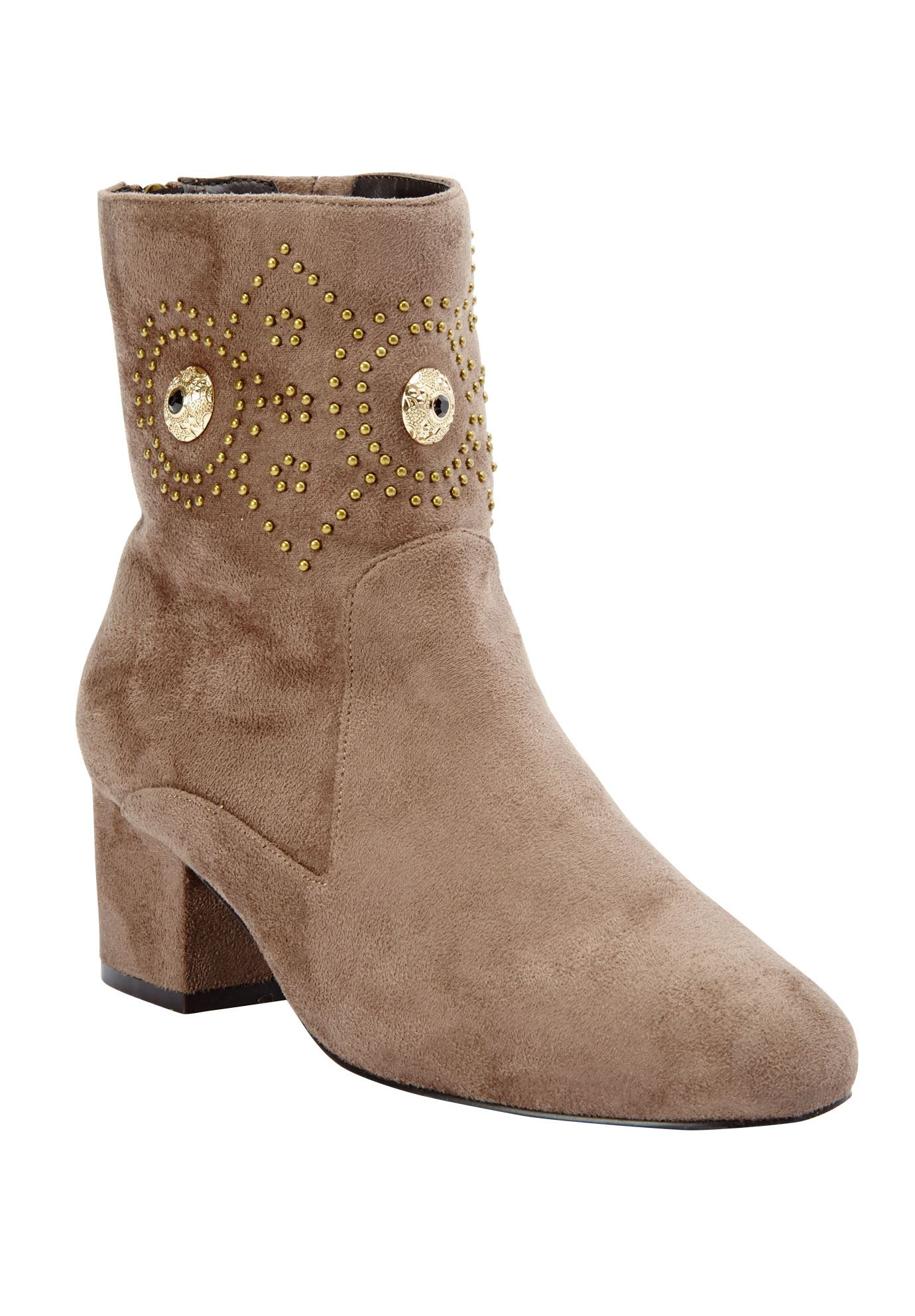 Harlyn Booties by Comfortview,