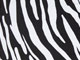 Print Bodice Swimdress, ZEBRA, swatch