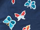 Woman Within® Pants with Convertible Length, BUTTERFLY EMBROIDERY, swatch