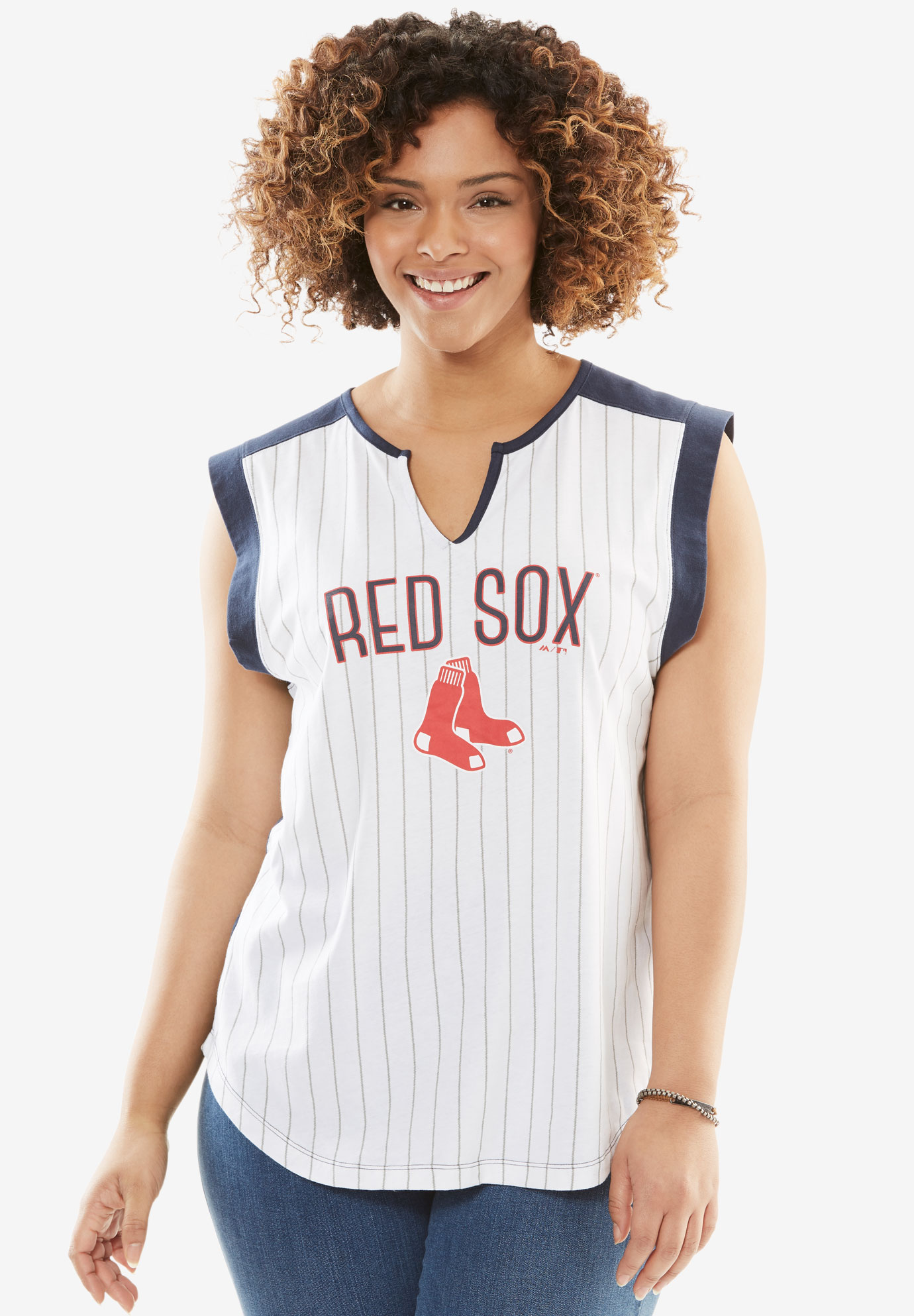 MLB Sleeveless Tee,