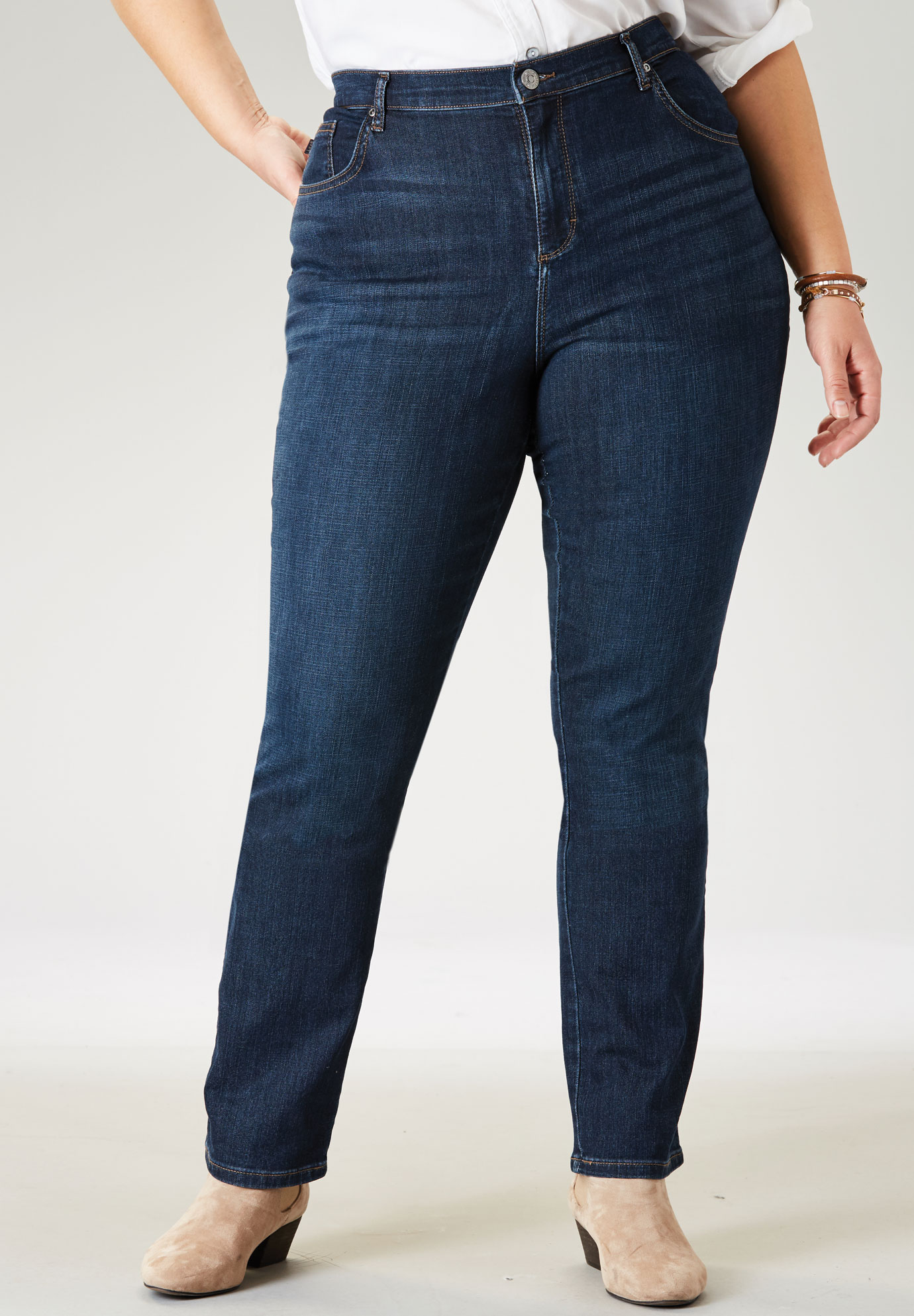 Relaxed Stretch Jean by Lee®,