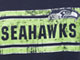 NFL Team Pullover Fleece Sweatshirt, SEAHAWKS, swatch