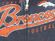 Zip-up NFL Sweatshirt, BRONCOS, swatch
