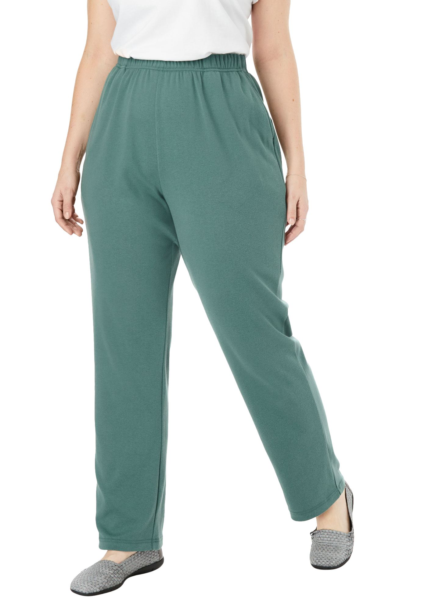 7-Day Knit Straight Leg Pant  b485657206d