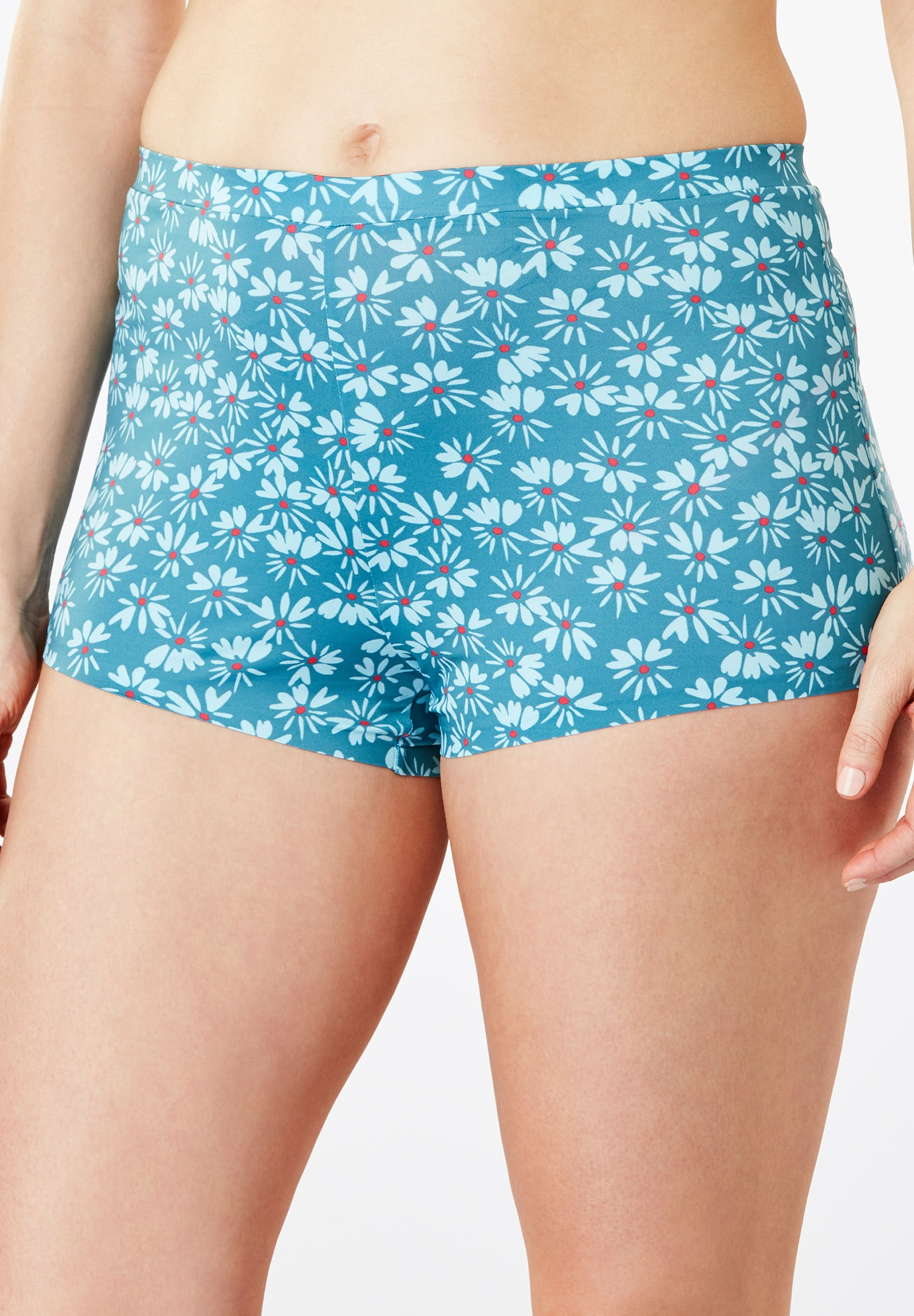 No-Show Boyshort by Comfort Choice®,