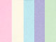 5-Pack nylon brief by Comfort Choice®, PASTEL PACK, swatch