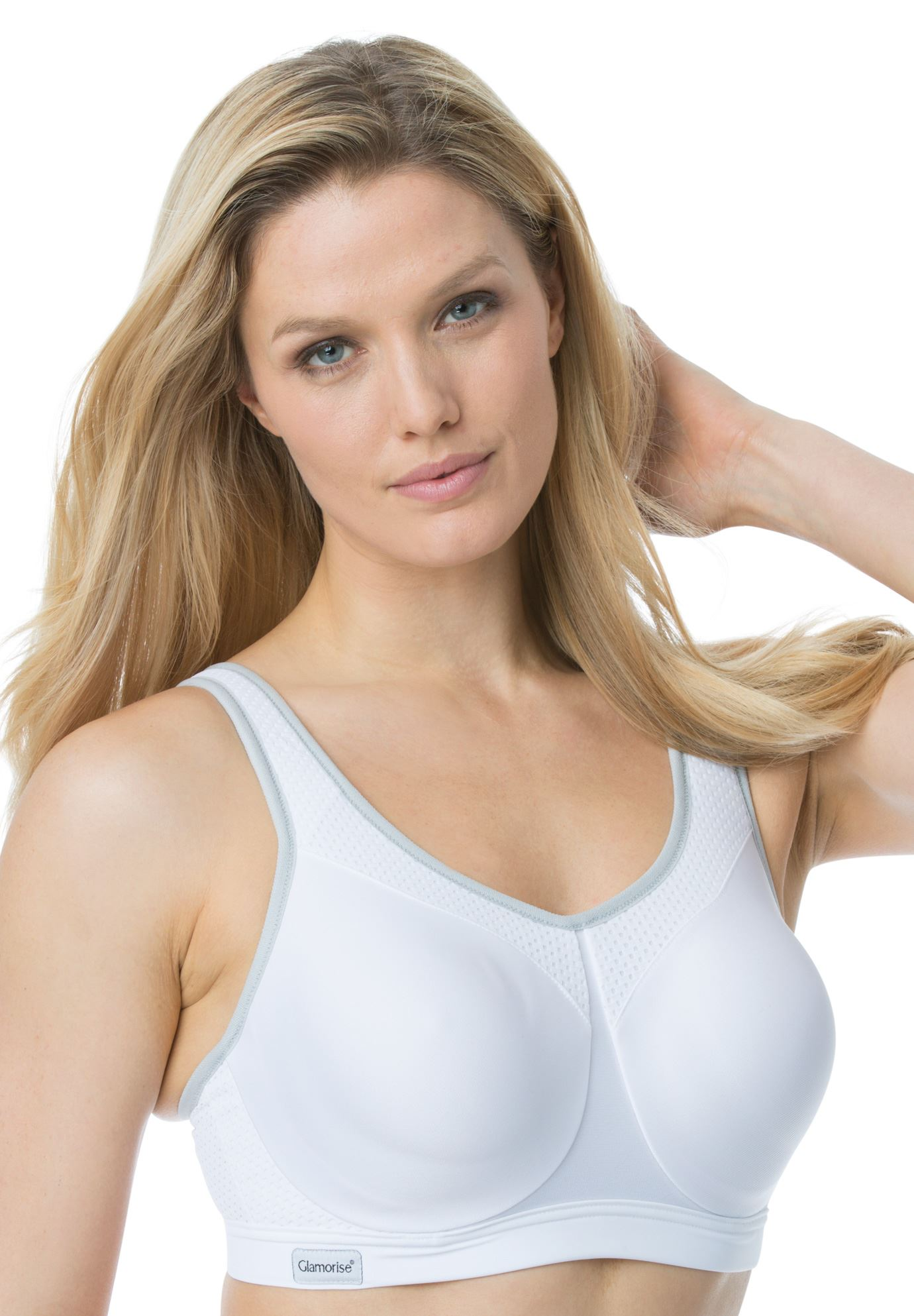 4731d9981cf High-Impact Underwire Sports Bra by Glamorise®
