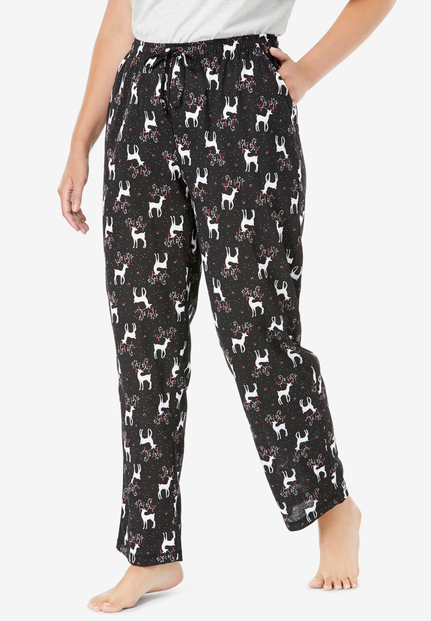 Knit Sleep Pant ,