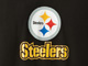 V-Neck NFL Tee, STEELERS, swatch