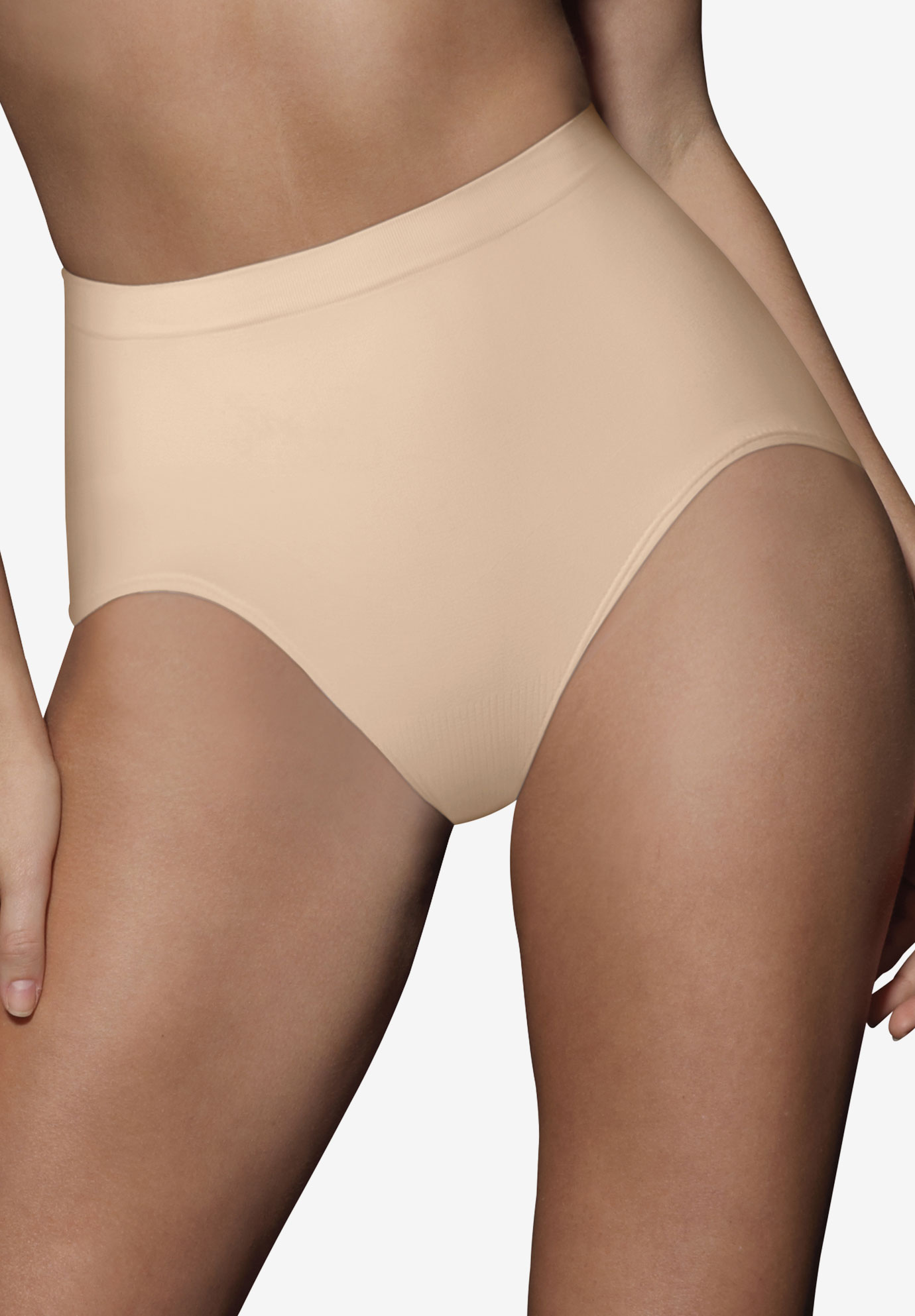 Seamless firm control shaping brief 2 pack by Bali®,