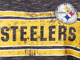 NFL Team Pullover Fleece Sweatshirt, STEELERS, swatch