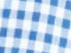 Button-Front Cold-Shoulder Shirt by Chelsea Studio®, BLUE WHITE CHECK, swatch