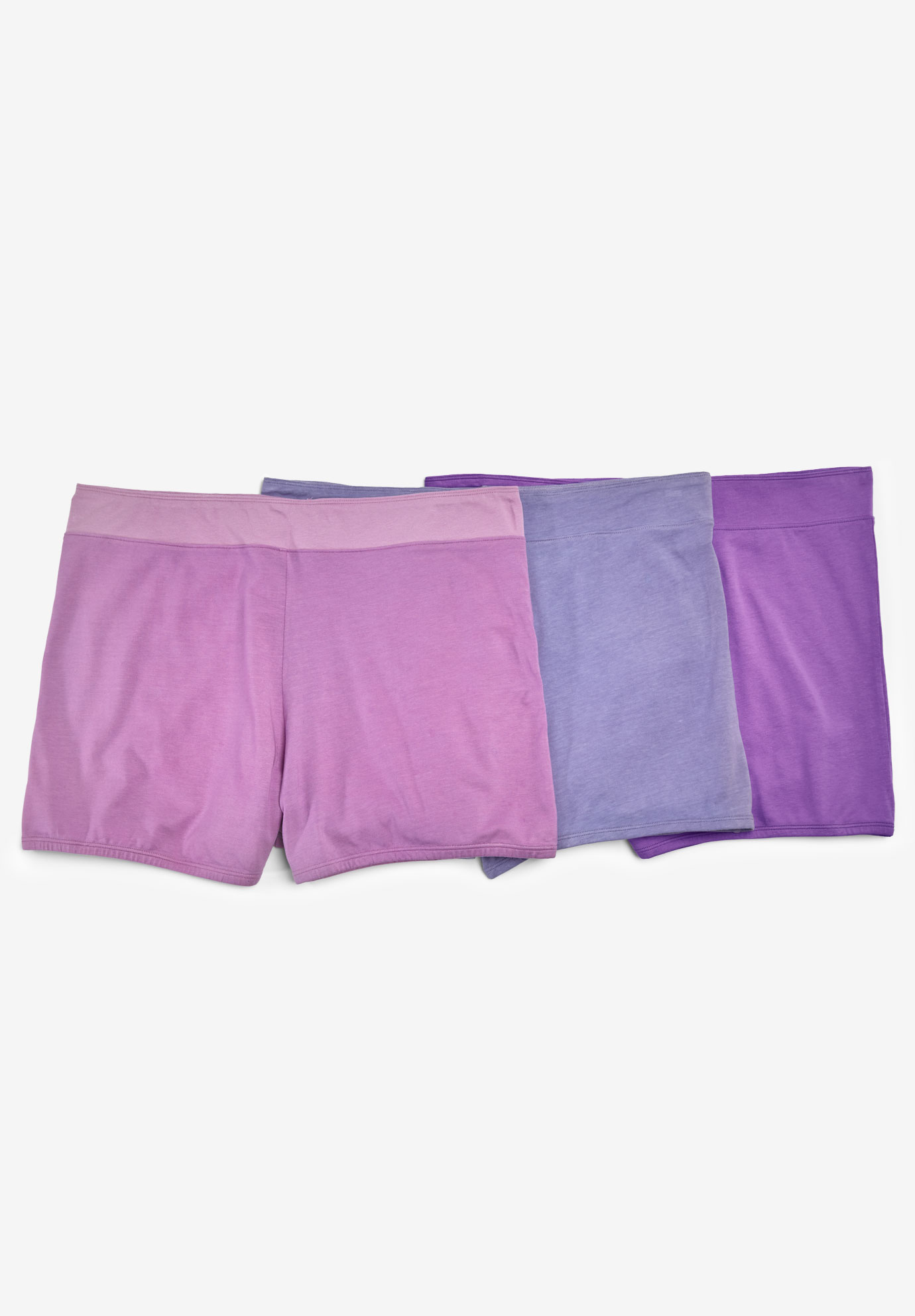 3-Pack Boyshorts by Comfort Choice®,