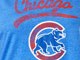 MLB® Notch V-neck tee, CUBS, swatch