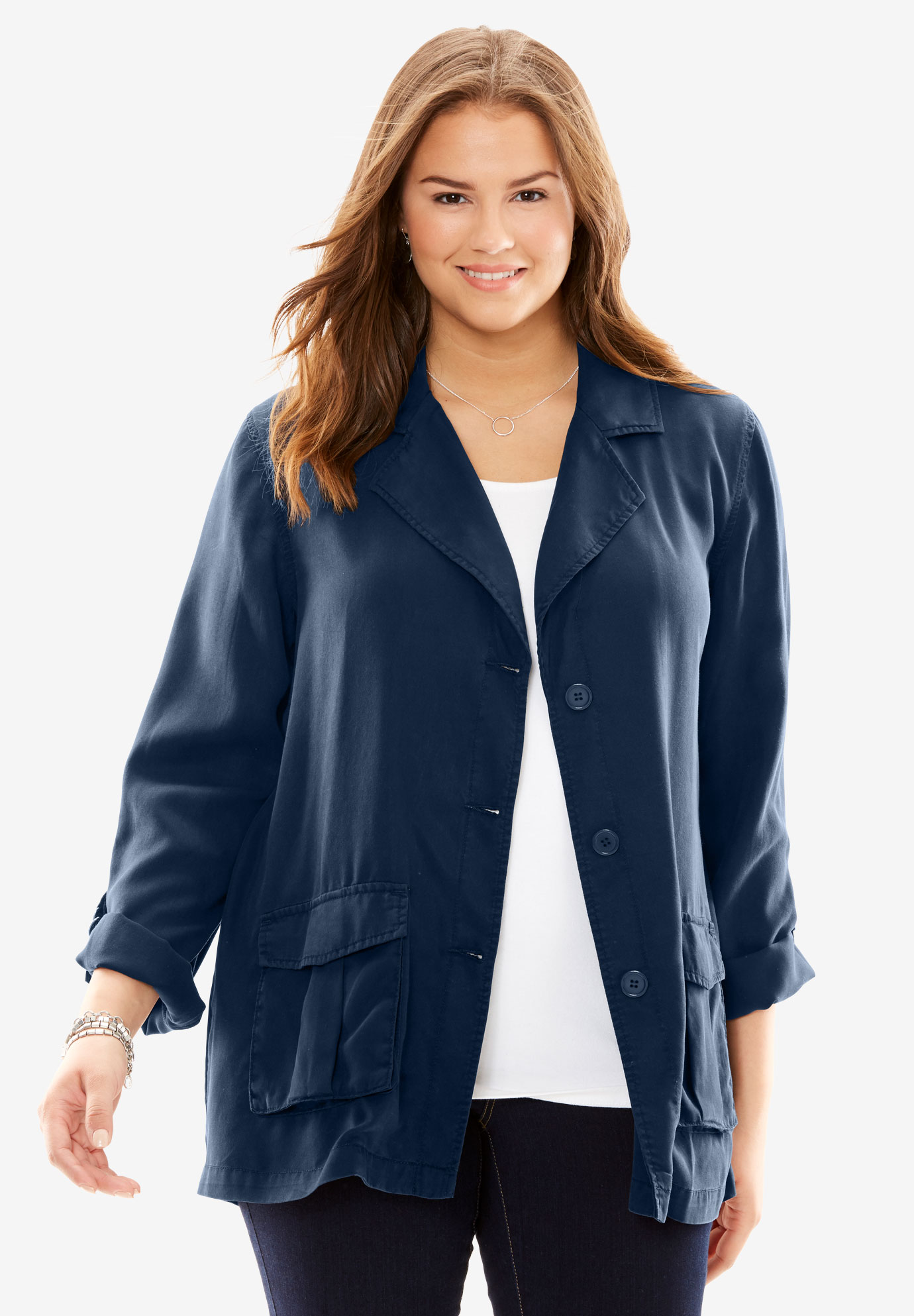 The Drapey Jacket,