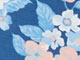 Sweet Dream Sleep Jogger by Dreams & Co.®, ROYAL NAVY FLORAL, swatch