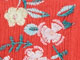 Embroidered Lounger by Dreams & Co.®, CORAL RED FLORAL, swatch