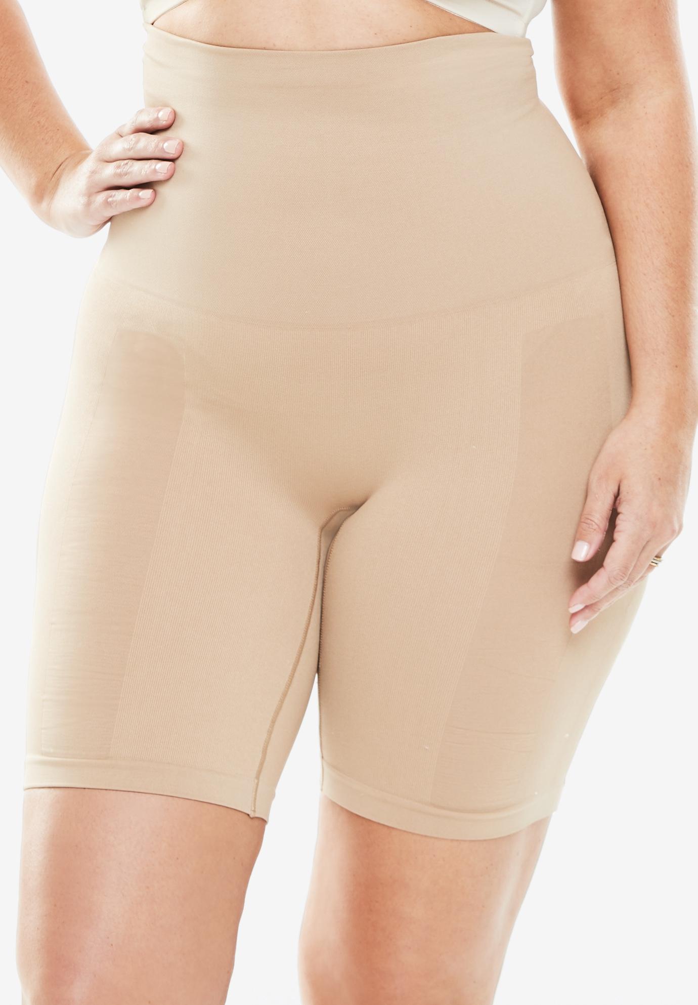 c030813279 Seamless Long-Leg Shaper by Secret Solutions® Curvewear