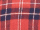 Flannel Plaid Lounger by Only Necessities®, MULTI RED PLAID, swatch