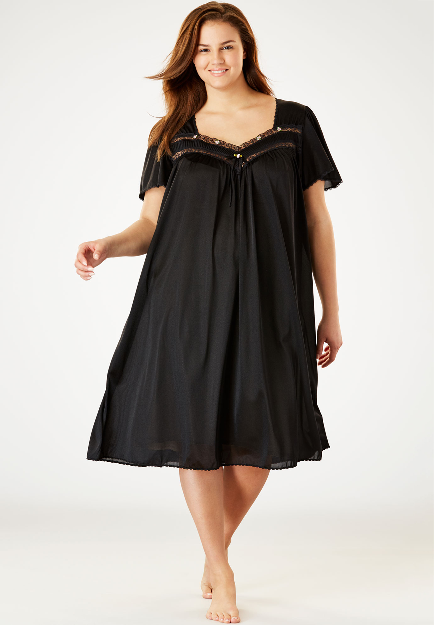 d56434581c54 Full-Sweep Nightgown by Only Necessities®