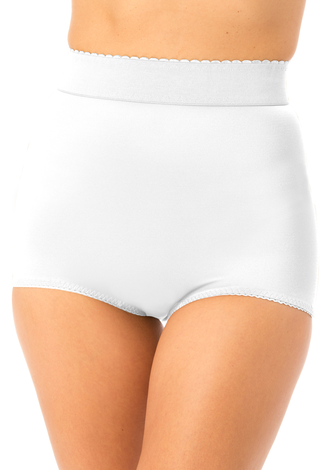Rago® Light Control High-Waist Brief #513,