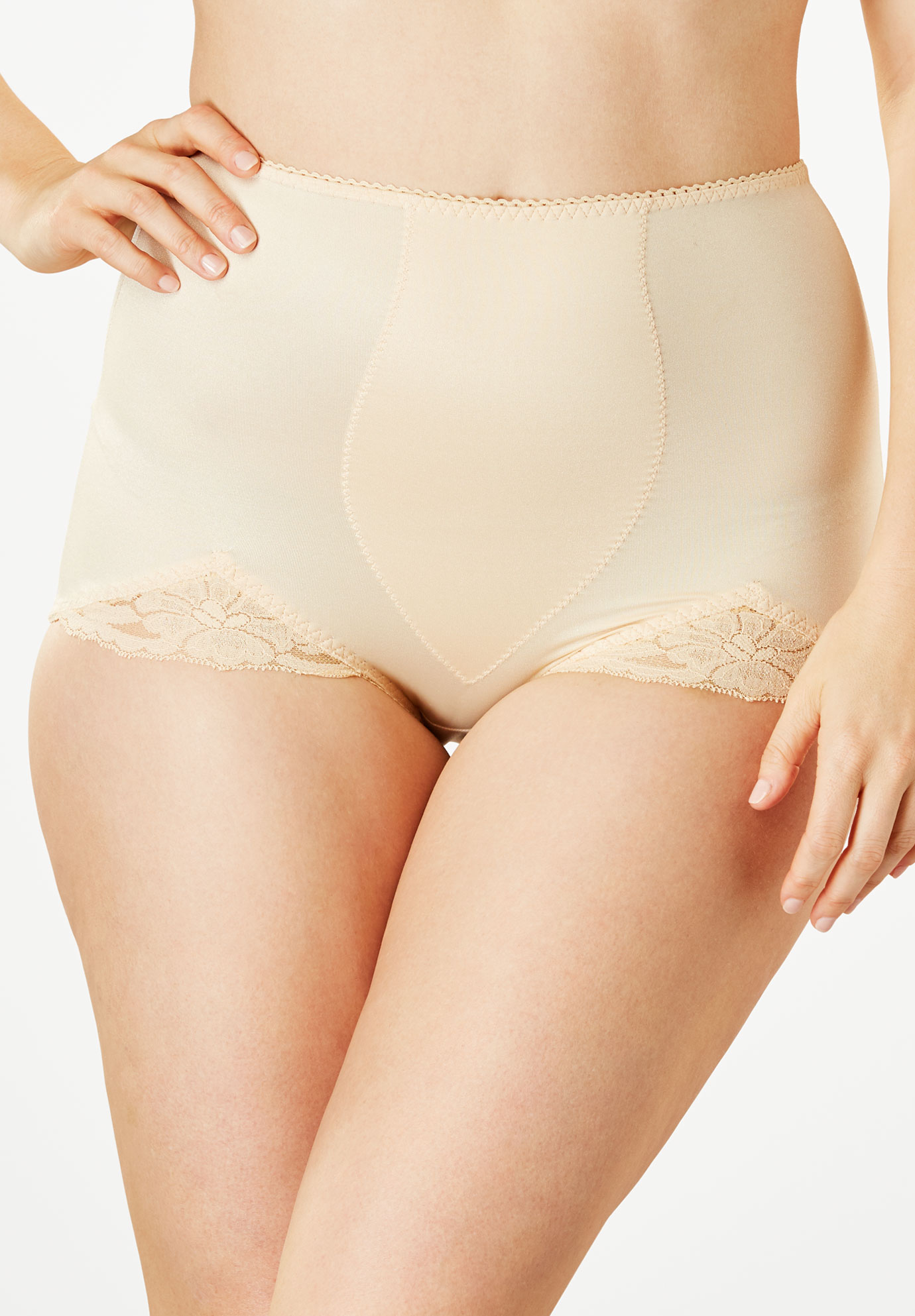 Tummy Control Brief by Rago®,