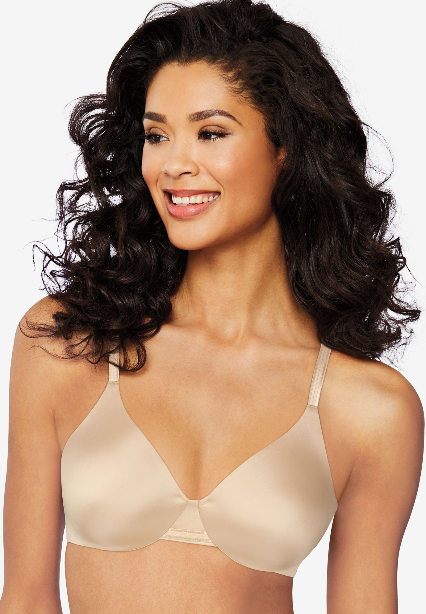 Bali® One Smooth U® Smoothing & Concealing Bra #3W11,