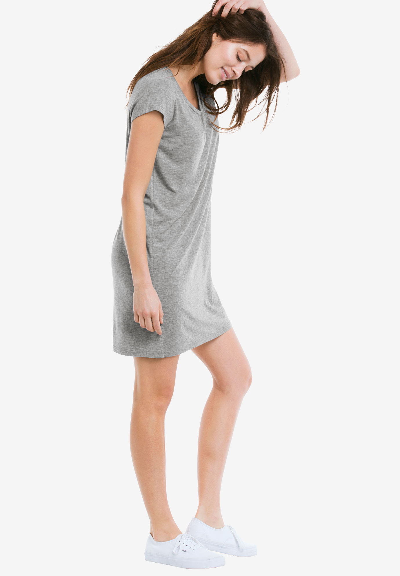 Short Sleeve Tee Dress by ellos®,