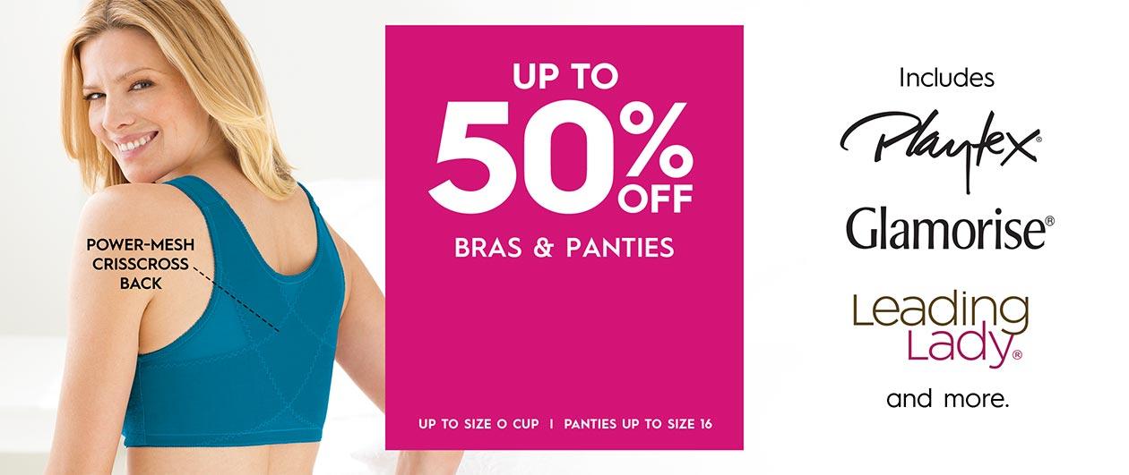Bras and Panties