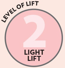 Level of fit: 2 light fit