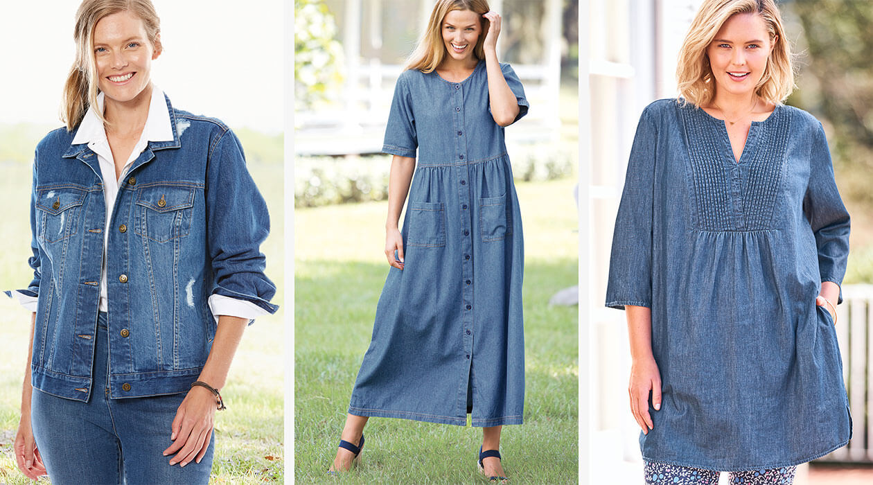 Denim for Every Outfit!